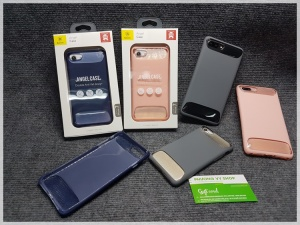 Ốp dẻo chống shock Baseus Angel case Iphone 7